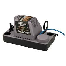 Little Giant Water Pumps Little Giant Vcma 15ul 115 Volt Automatic Condensate Removal Pump