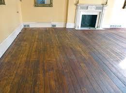 Hardwood Floor Restore How To Hand Scrape Wood Floors Old House Restoration Products