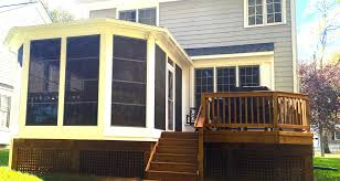 Screen Porch Roof by Decks Com Fredericksburg Va Deck Builder Pictures Northern