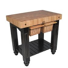 Kitchen Island With Chopping Block Top Butcher Block Island Butcher Block Kitchen Islands Butcher Block