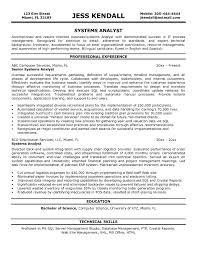 Hris Analyst Resume Sample Systems Analyst Resume Analyst Resume Business Analyst