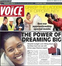 The Voice Online   Britain     s Favourite Black Newspaper Issue      Mar