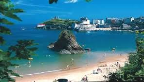 Saundersfoot, Pembrokeshire in the United Kingdom
