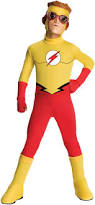 Hulk Hogan Halloween Costume Young Justice Kid Flash Child Costume Buycostumes