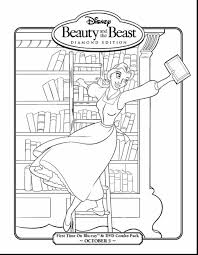 terrific disney princess belle coloring pages with belle coloring