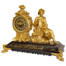 Ansonia Mantel Clock Ansonia Crystal Regulator Clock For Sale At 1stdibs