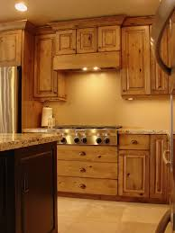 Maple Kitchen Cabinets Kitchen Staggering Rustic Kitchen Cabinets With Rustic Pecan
