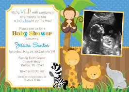 diy baby shower invitation kits choice image baby shower ideas