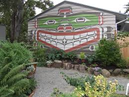 Golf Murals by Outdoor Murals Dress Up Sheds Garages And Blank Walls Plus Seven