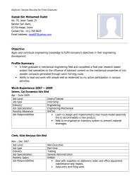 Format Of Resumes Free Restaurant Manager Resume