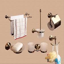 simple antique bathroom accessories interior design for home