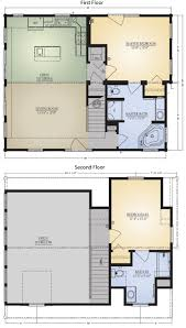 1 Bedroom Log Cabin Floor Plans by Linville Iii Log Home Floor Plan Blue Ridge Log Cabins