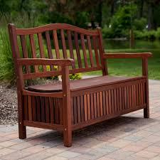 Pallets Patio Furniture - patio patio bench with storage home interior design