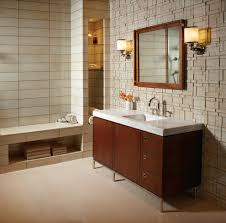 teak shower seat bathroom traditional with 1920s black and white