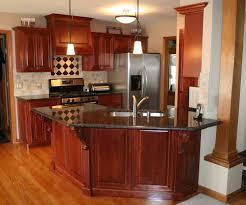 Refinishing Kitchen Cabinets Cabinet Refacing Geneva Il