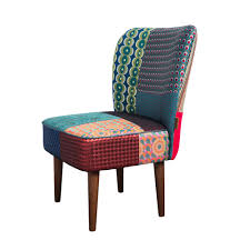 Desigual Home Decor by Buy Desigual Patchwork Jacquard Chair Green Amara