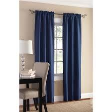 mainstays sailcloth curtain panel set of 2 walmart com