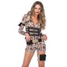 battlefield womens halloween costume soldier costume
