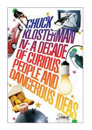 The Visible Man by Chuck Klosterman     Reviews  Discussion     Slashfilm