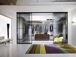 retractable room divider zen studio apartment with textured glass retractable room divider
