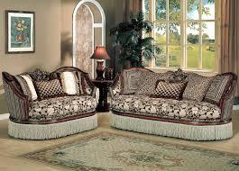 Traditional Fabric Sofa Set Y Traditional Sofas - Fabric sofa designs
