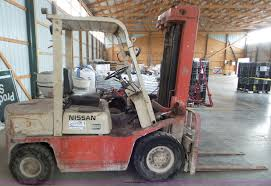 nissan 5000 forklift item l6946 sold september 21 crop