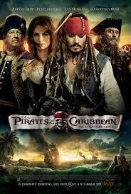 ver piratas del caribe: en mareas misteriosas (piratas del caribe 4)