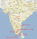 インド:インド全体図
