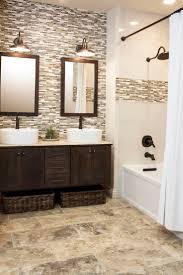 25 best ideas about brown stunning brown bathroom designs home