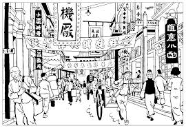 Coloring Pages Kids Coloring Page Tintin The Blue Lotus