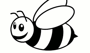 free coloring page bumble bee coloring page bee coloring pages in