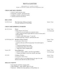 Child Care Cover Letter Samples Taker Cover Letter Resume Cv Cover Letter