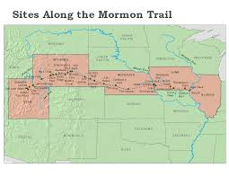Illinois Prairie Path Map by Best 25 Mormon Trail Ideas Only On Pinterest Mormon Pioneers