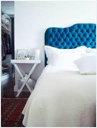 blue velvet headboard for wonderful design inspiration dramatic