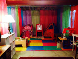 Playrooms Best 20 Unfinished Basement Playroom Ideas On Pinterest