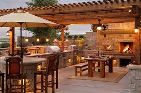 How To Design Kitchen Lighting by Entertain Figure Outdoor Kitchen Lighting Ideas Outdoor Kitchen