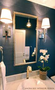Powder Room In French Small But Mighty 100 Powder Rooms That Make A Statement