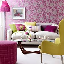 Small Living Room Ideas Home Decorating Ideas Red Online - Wallpaper living room ideas for decorating