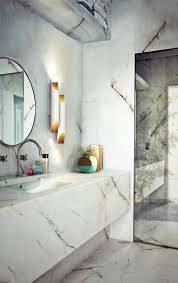 spring trends get your bathroom a pop of color