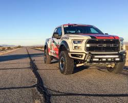 Ford Raptor Custom - ford raptor accessories desert designs add offers new accessories