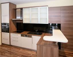 Minimalist Kitchen Cabinets by Kitchen Cool Small Simple Kitchen Small Space Design Inspiration