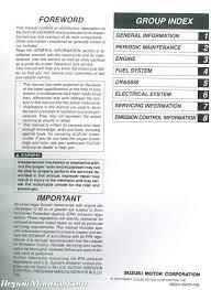 1998 2006 suzuki gsx600f katana motorcycle service manual