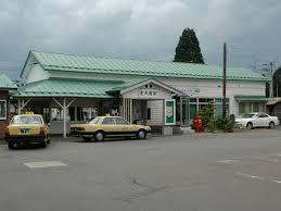 Higashi-Ōdate Station