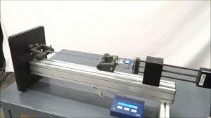 tension test on admet ex5m manual test machine youtube tension test on admet ex5m manual test machine