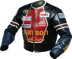 mens textile motorcycle jacket the star jacket from vanson leathers from a review of 6 retro