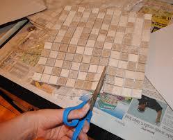 kitchen makeover phase three tiling over laminate adding 2