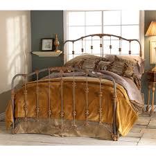 Palliser Alula Nantucket Iron Bed By Wesley Allen Humble Abode
