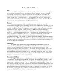Chemistry lab report abstract death of a salesman essay introduction