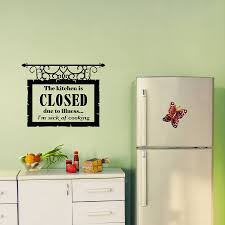 Kitchen Wall Pictures Kitchen Wall Decal Romantic Bedroom Ideas Choosing Kitchen