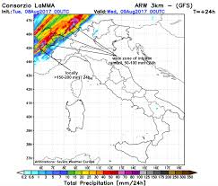 Map Of France And Switzerland by Intense Rainfall In The Alps Of Nw Italy Se France And S